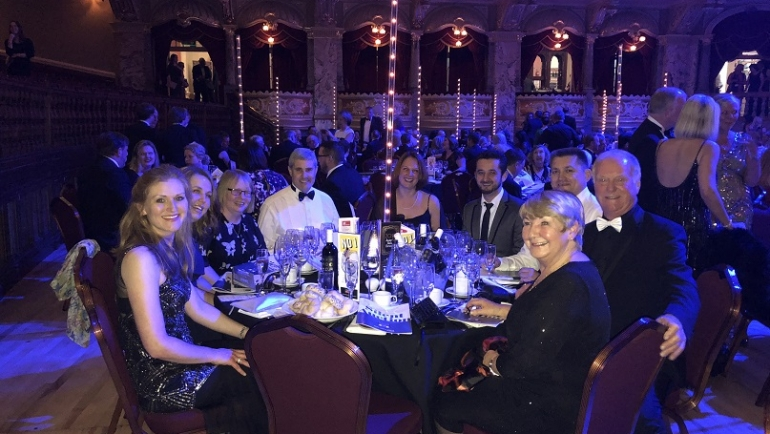 Continued Care highly commended in Harrogate Business Awards