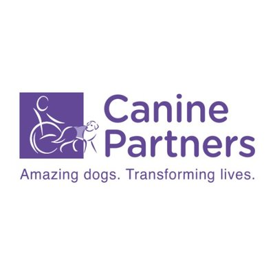 Canine Partners is our charity of the year for 2019