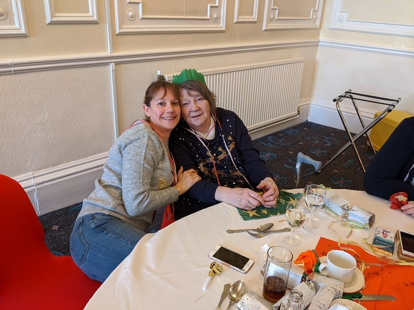 Christmas lunch Harrogate