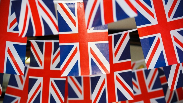 """Memories of VE Day: """"Every house on our street had a Union Jack."""""""