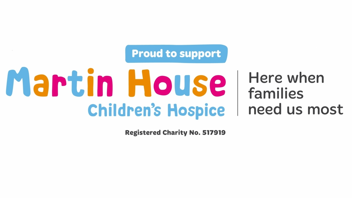 Supporting Martin House Children's Hospice in 2021